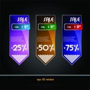 Link toOnline store discount labels vector 03