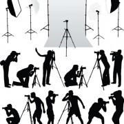 Link toElements of photographic studio photographer design vector 02