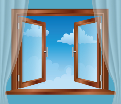 Different Plastic Window Design Elements Vector 03