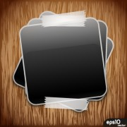 Link toSet of polaroid photo frames vector material 01