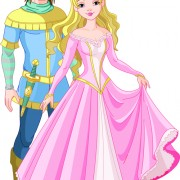 Link toSet of beautiful princess vector graphics 02