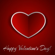 Link toRomantic happy valentine day cards vector 16