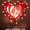 Romantic Happy Valentine day cards vector 19