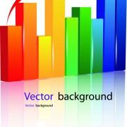 Link toSet of schedule growth arrow backgrounds vector 03