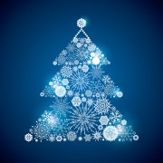 Link toShining snowflakes ornaments design vector graphics 06