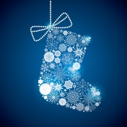 Link toShining snowflakes ornaments design vector graphics 07