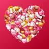 Sweet Valentine cards design vector 01
