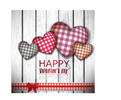 creative valentine cards vector graphics 02