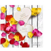 Link toCreative valentine cards vector graphics 04