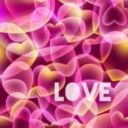 Link toRomantic heart valentine background free vector 03