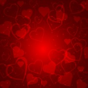 Link toRomantic heart valentine background free vector 04