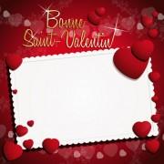 Link toOrnate valentine day art card vector 01