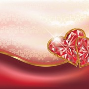 Link toVector valentine day illustration collection 03