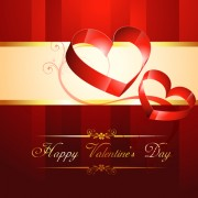 Link toValentines with romantic backgrounds vector 05