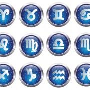 Link toSet of zodiak icon vector 04