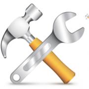 Vivid hammer wrench psd material