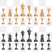 Link toChess design elements vector set 05