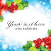 Link toBeautiful flowers frame backgrounds vector 04
