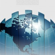 Link toElements of globe backgrounds art vector 02