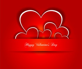 Valentine Day love backgrounds vector 05