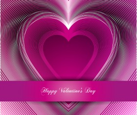 Valentine Day love backgrounds vector 06