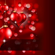 Link toRomantic love background with valentine vector 05