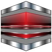 Link toModern metal art background vector 02