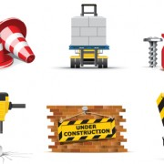 Link toDifferent repair and construction mix vector icon 03