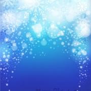 Link toBright winter snow backgrounds art vector 03