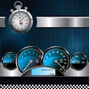 Link toFree vector stopwatch design elements 05