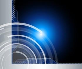 Technical design elements vector backgrounds 04