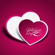 Link toPurple backgrounds and hearts vector