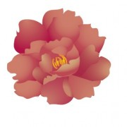 Link toVivid flower vector graphic