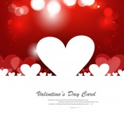 Link toStylish valentine day card element vector 07