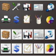 Link toVarious tools icon vector