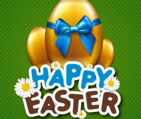Easter Day design elements vector 04