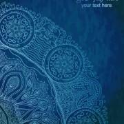 Link toBlue style vintage lace vector background 01