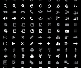 Huge collection of Web mini icon