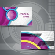 Link toVector stylish business cards design 03