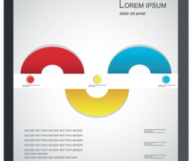 Best Business brochure covers vector graphics 03