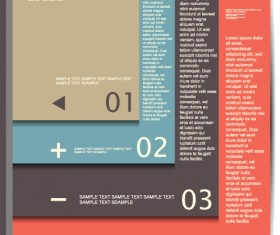 Best Business brochure covers vector graphics 04