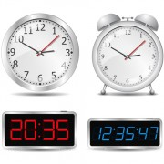 Link toDifferent clock design vector 01