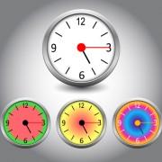 Link toDifferent clock design vector 02