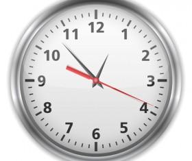 Different Clock design vector 03