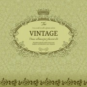 Link toLace with vintage vector backgrounds 04