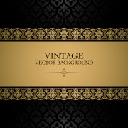Link toLace with vintage vector backgrounds 05