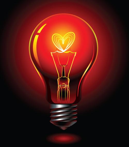 Creative Love concept design elements vector 02 free download