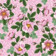 Link toSeamless retro flower pattern vector
