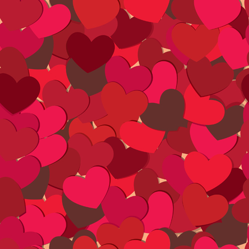 Free Backgrounds Hearts Vector Heart Valentine