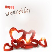 Link toValentine day elements vector cards 04